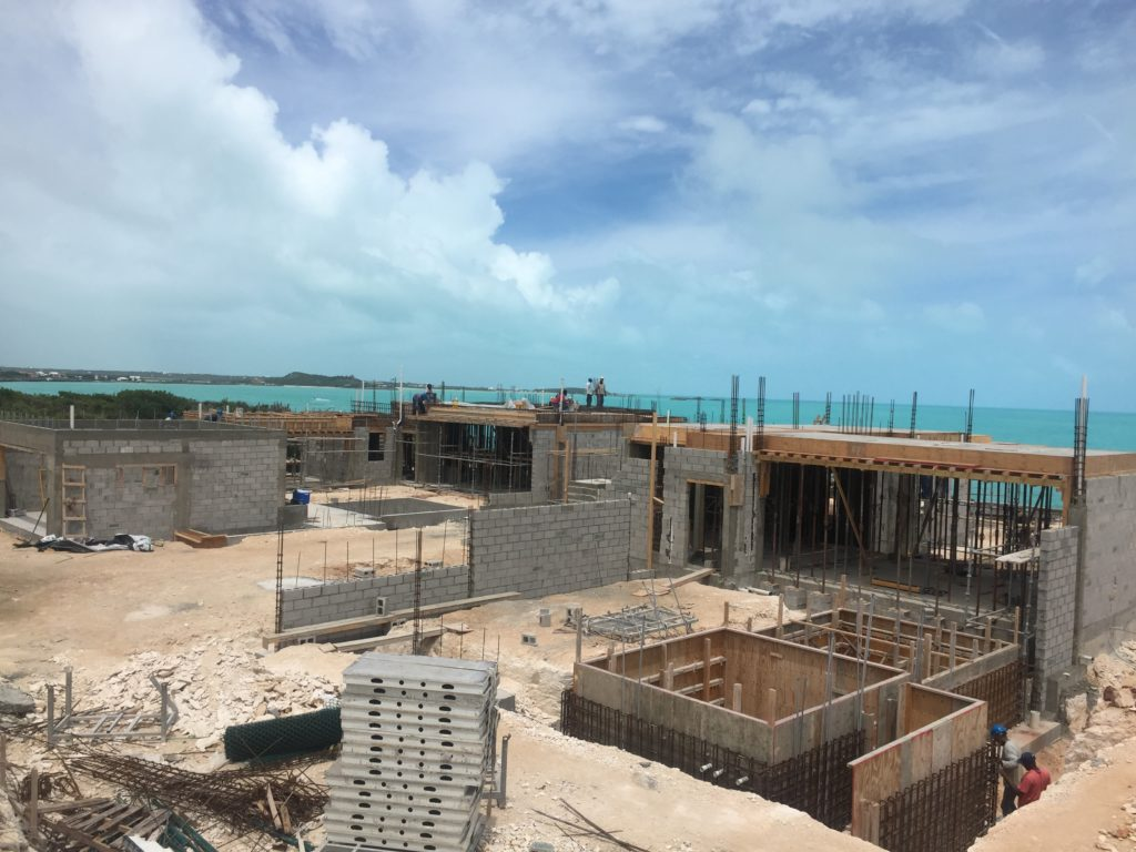 Construction mortgage in turks and caicos construction for Building a house loan options
